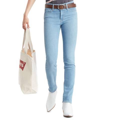 Levi's Blue 712™ Slim Stretch Jeans