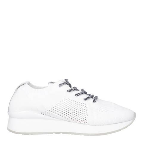 Gant White Bevinda Sneaker
