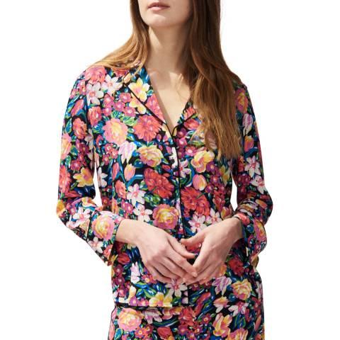 Claudie Pierlot Multi Floral Shirt