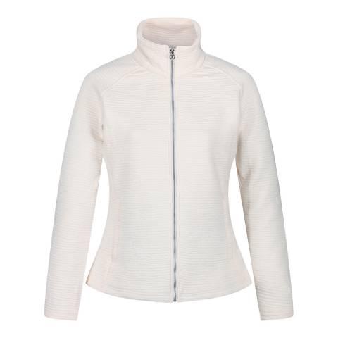 Regatta Light Vanilla Fleece Jacket