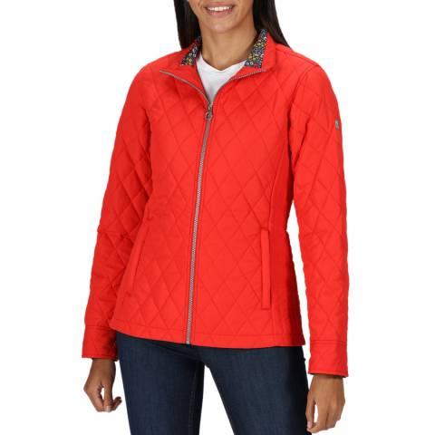Regatta Red Outdoor Lightweight Quilted Jacket