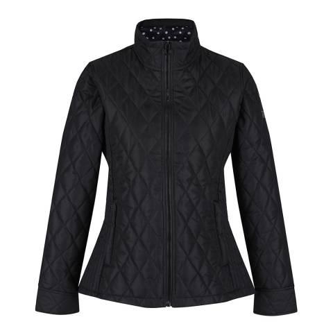 Regatta Dark Grey Lightweight Quilted Jacket