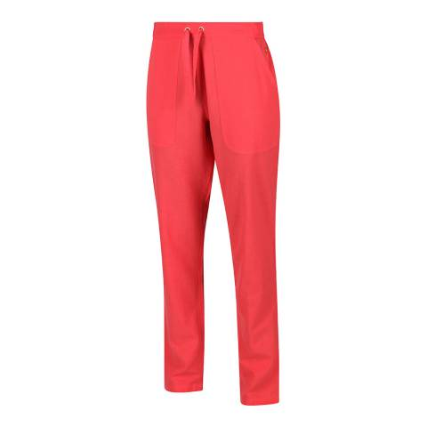 Regatta Red Garment Washed Trousers