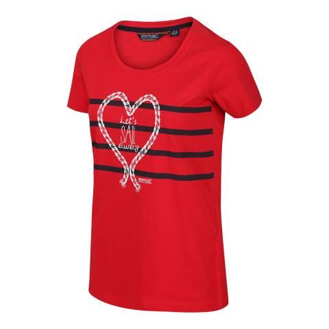 Regatta Red Filandra T-Shirt