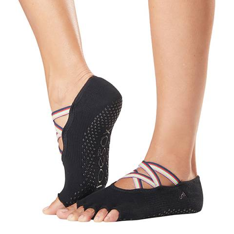 ToeSox Mojo Elle Half Toe Grip Socks