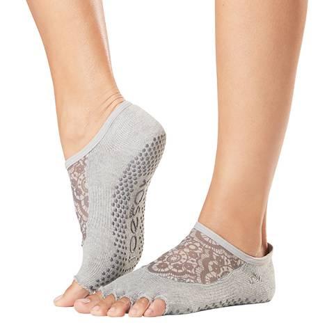 ToeSox Legend Luna Half Toe Grip Socks