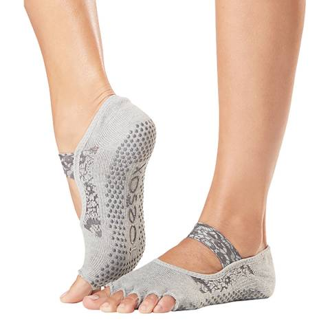 ToeSox Legend Mia Half Toe Grip Socks