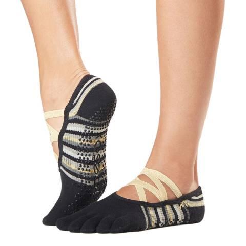 ToeSox King Elle Full Toe Grip Socks