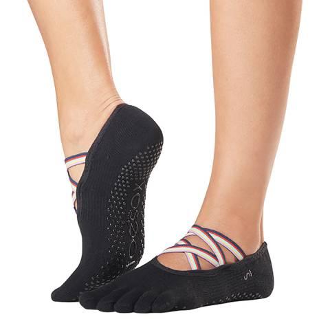 ToeSox Mojo Elle Full Toe Grip Socks