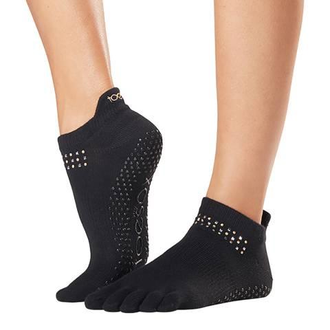 ToeSox Graceland Low Rise Grip Socks