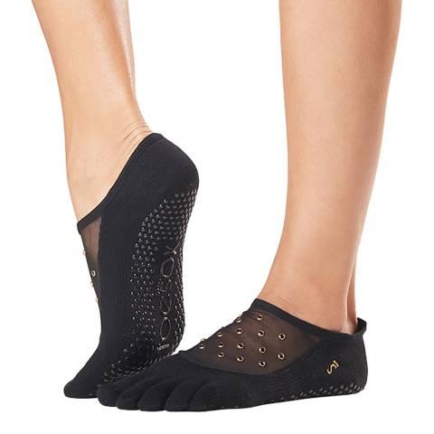 ToeSox Vow Luna Full Toe Grip Socks