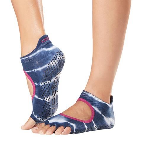 ToeSox Cosmic Bellarina Half Toe Sock