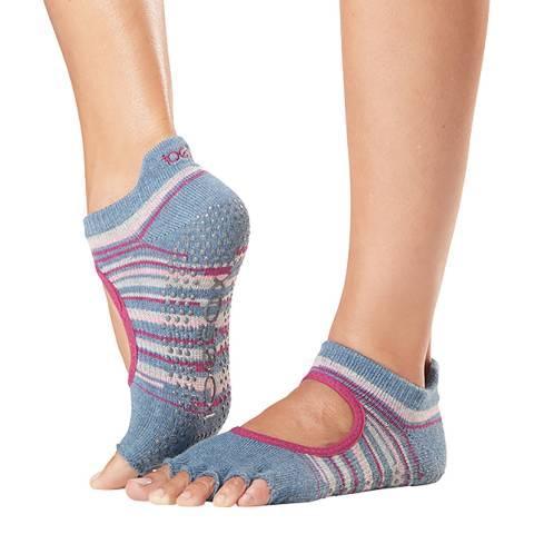 ToeSox Gypsy Bellarina Half Toe Sock
