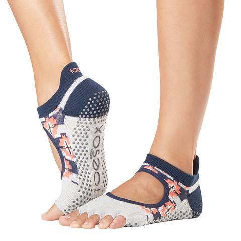ToeSox Yonder Bellarina Half Toe Sock