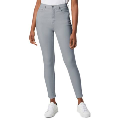 French Connection Light Blue High Waist Jeans