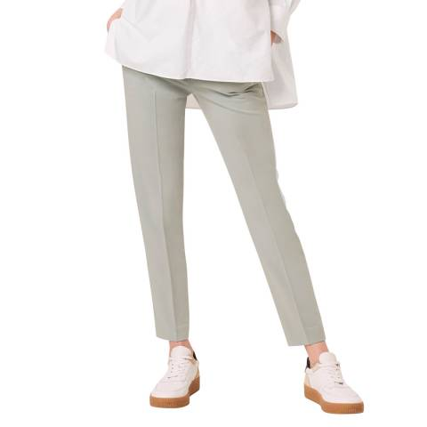 French Connection Grey Tailored Trousers