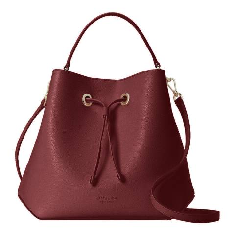 Kate Spade Cherrywood Eva Large Bucket Bag