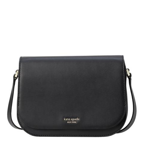 Kate Spade Black Nadine Medium Flap Shoulder Bag