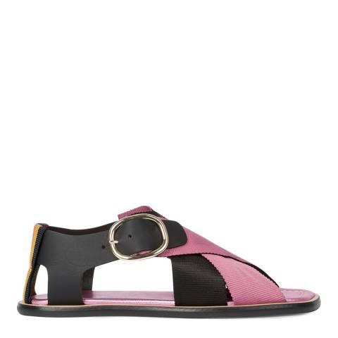 PAUL SMITH Pink Arrow Sandal
