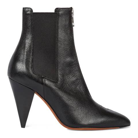 PAUL SMITH WOMENS SHOE SIOUXSIE BLACK