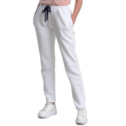 NORTH SAILS White Drawcord Sweatpants