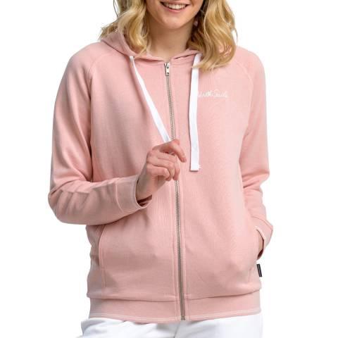 NORTH SAILS Pink Hooded Cotton Sweatshirt