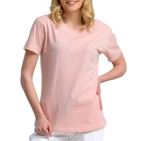NORTH SAILS Pink Crew Neck Cotton T-Shirt