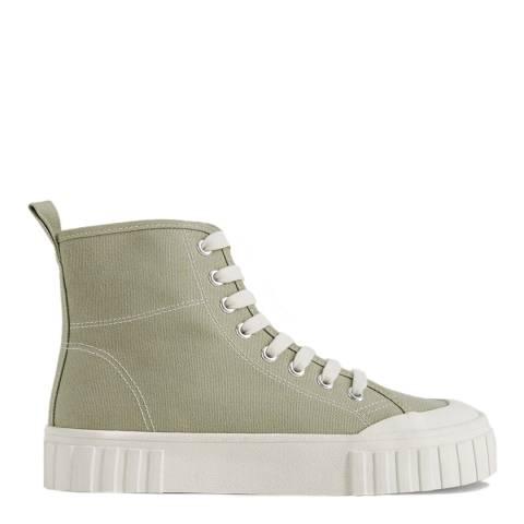 Mango Khaki Ranma Sneakers