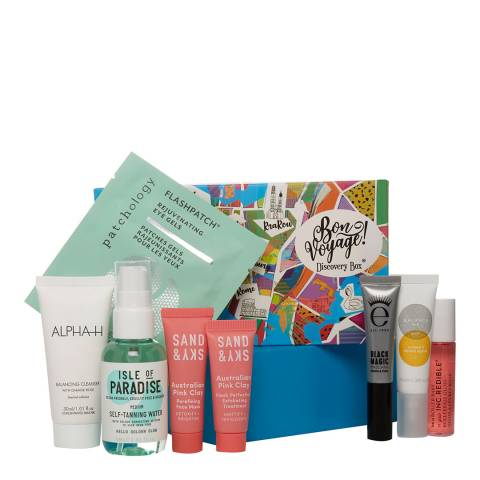 Bon Voyage Discovery Box' Original Bon Voyage Discovery Box  WORTH £60