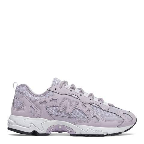 New Balance Lilac 827 Trainers