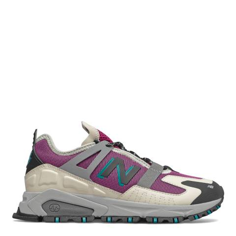 New Balance Purple XRCT Trainers
