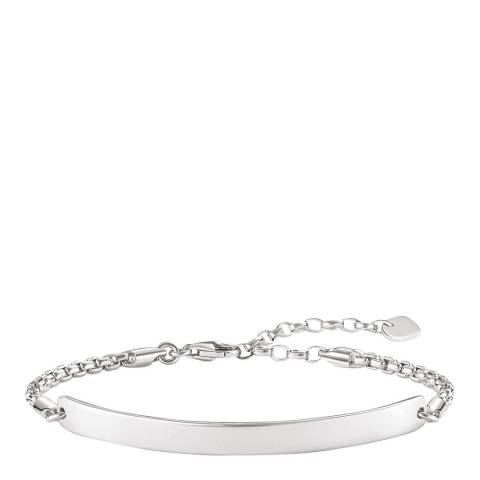 Thomas Sabo 925 Sterling Silver Festival Bridge Bracelet