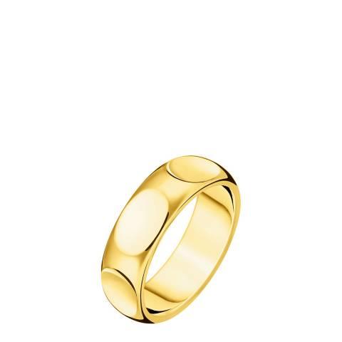 Thomas Sabo 18k Yellow Gold Minimalist Ring