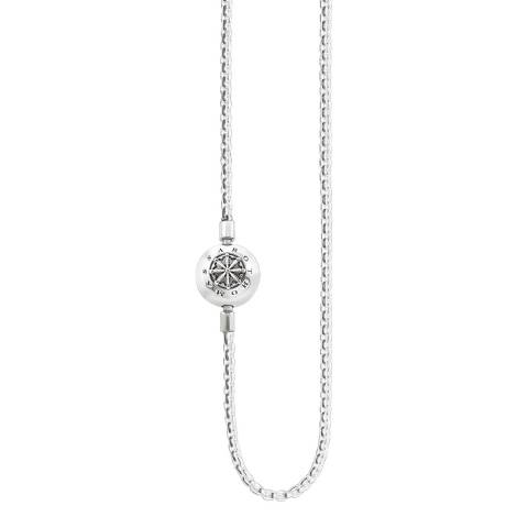 Thomas Sabo 925 Sterling Silver Beads Necklace