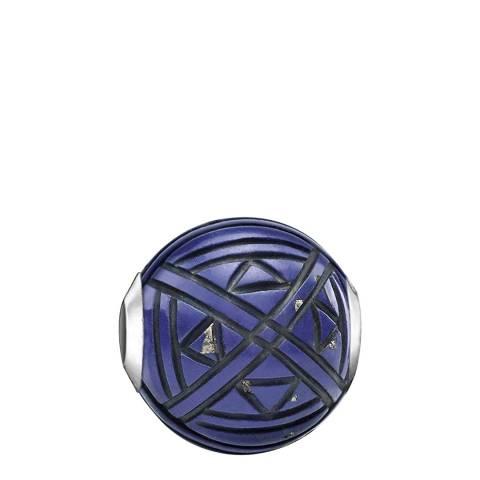 Thomas Sabo Blue Ethnic Karrma Bead