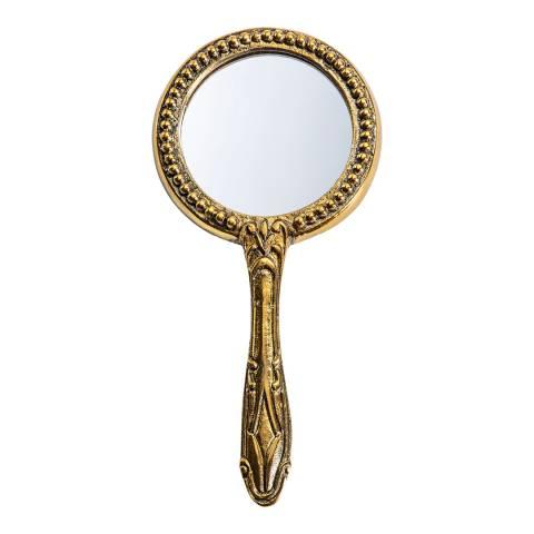 Gallery Antique Brass Brentelle Mirror