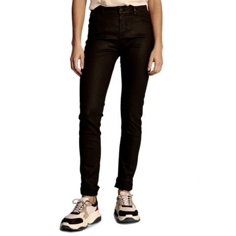Gerard Darel Blue Slim Fit Cotton Jeans