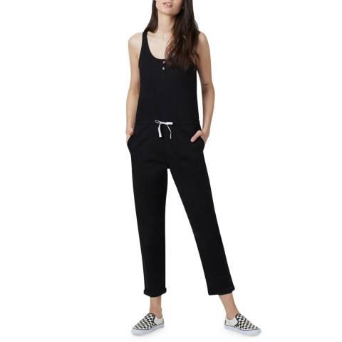 TENTREE Black Jericho Sleeveless Jumpsuit