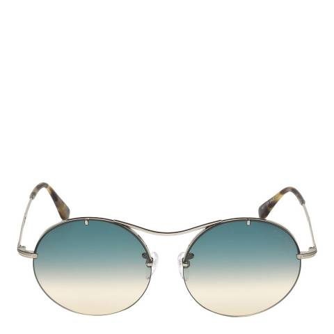 Tom Ford Women's Blue/Silver Tom Ford Sunglasses 58mm