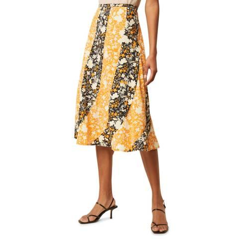 Great Plains Multi Print Floral Cotton Dress