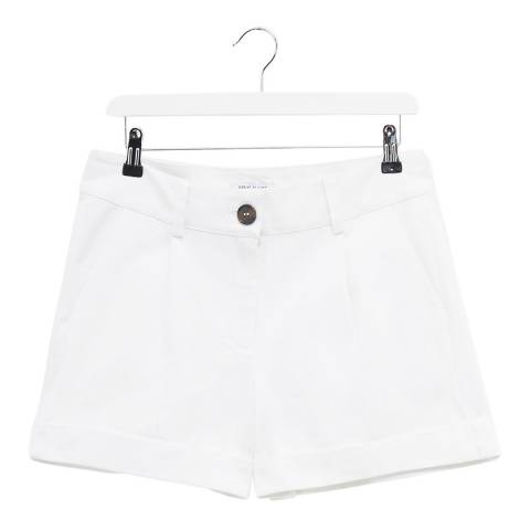 Great Plains White Shorts