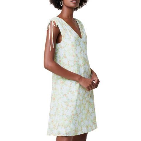 Great Plains Multi V Neck Floral Dress