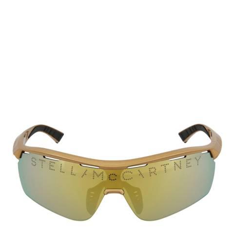 Stella McCartney Women's Gold Stella McCartney Sunglasses 99mm