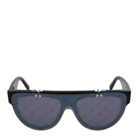 Stella McCartney Women's Black/Silver Stella McCartney Sunglasses 53mm