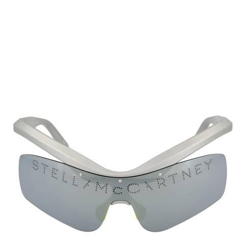 Stella McCartney Women's Silver Stella McCartney Sunglasses 99mm
