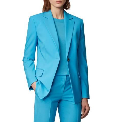 BOSS Blue Janera Wool Blend Blazer