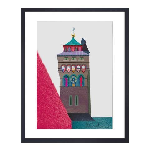 Ilona Drew Cardiff Clock Tower
