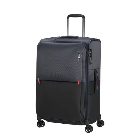 Samsonite Blue Rythum Expandable Spinner 67cm