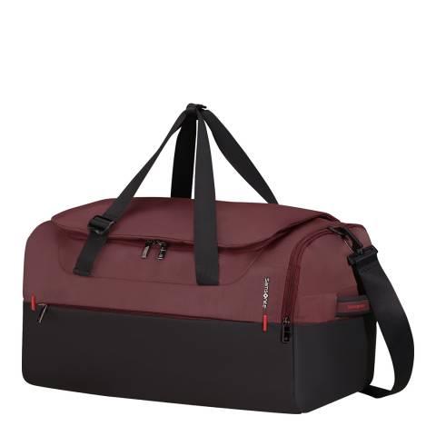 Samsonite Burgundy Rythum Duffle Bag