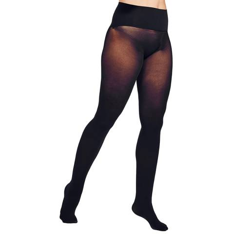 Heist Black The Fifty Mid Tights